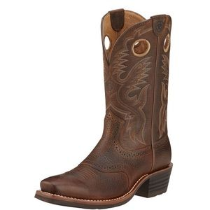 Men's Ariat Heritage Roughstock Western Boot